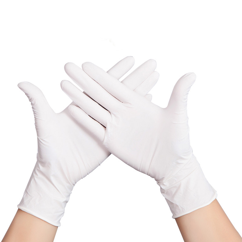 100pcs Disposable Medical Grade Exam Nitrile Glove for Examination FDA food Disposable working gloves
